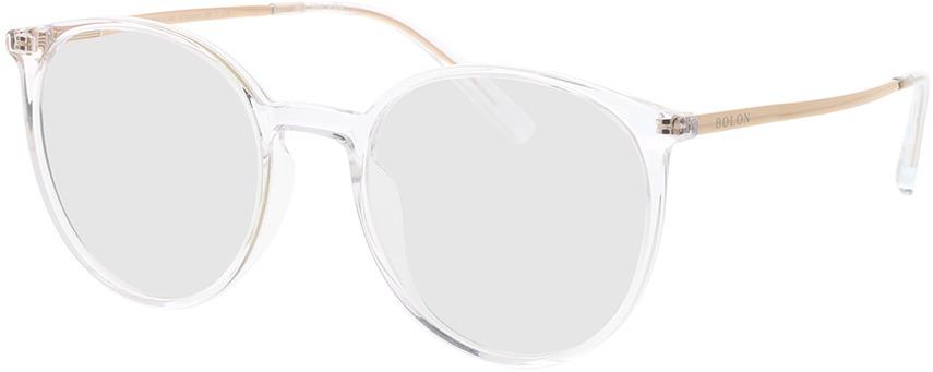 Picture of glasses model Bolon BJ3065 B90 50-19 in angle 330