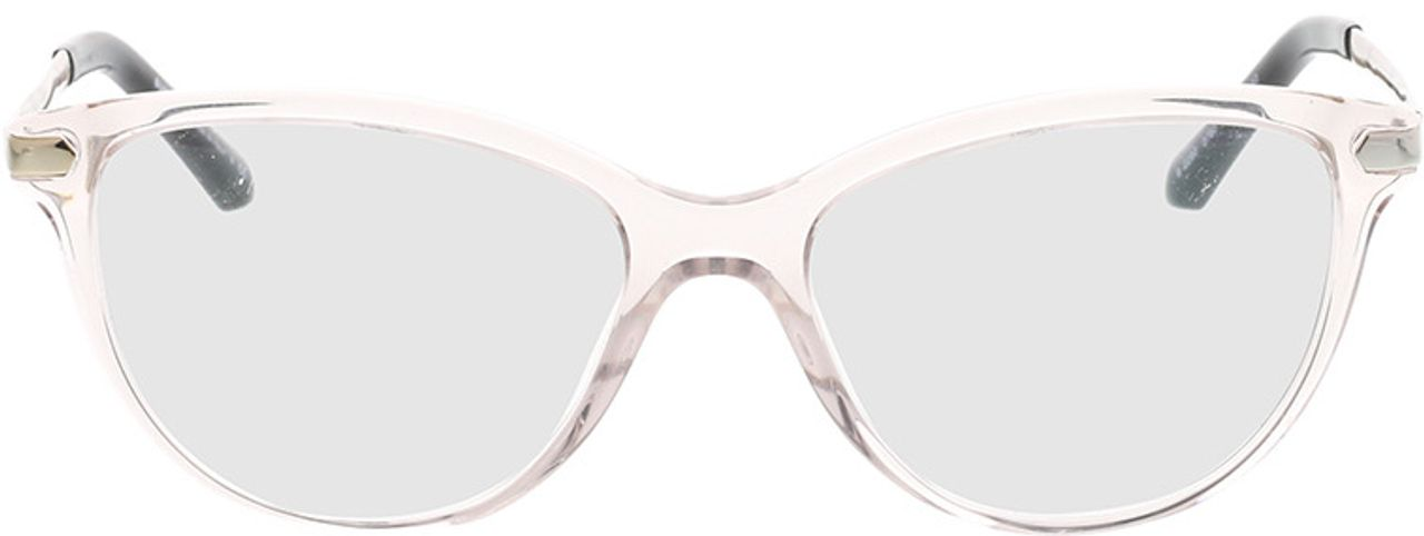 Picture of glasses model Burberry BE2280 3780 52-16 in angle 0