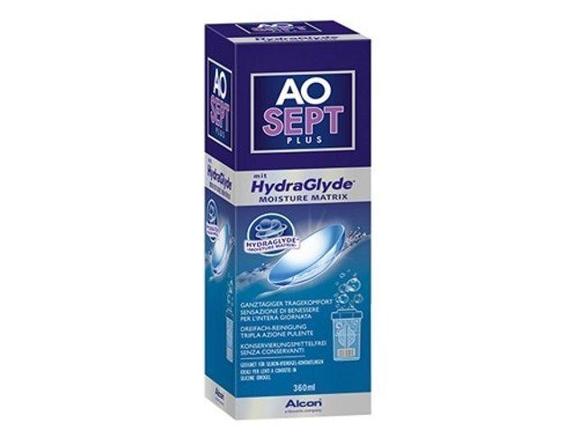 AOSEPT® PLUS mit HydraGlyde® 360ml