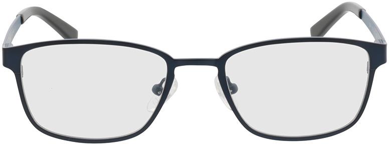 Picture of glasses model Anzio-blau/schwarz in angle 0