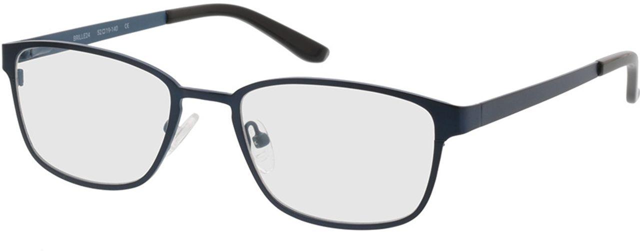 Picture of glasses model Anzio blue/black in angle 330