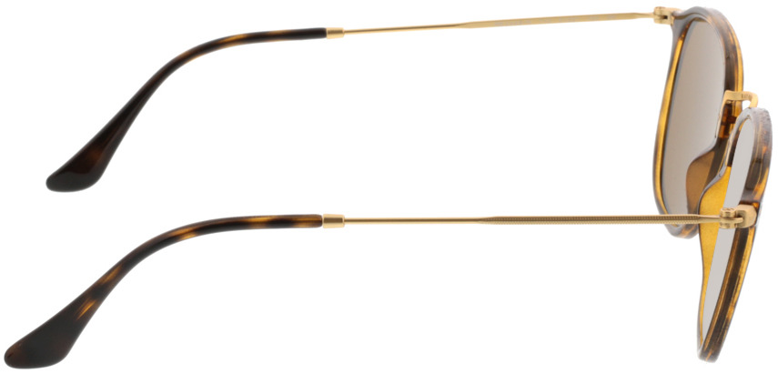 Picture of glasses model Ray-Ban RB2448N 710 51-21 in angle 90