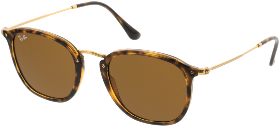 Picture of glasses model Ray-Ban RB2448N 710 51-21