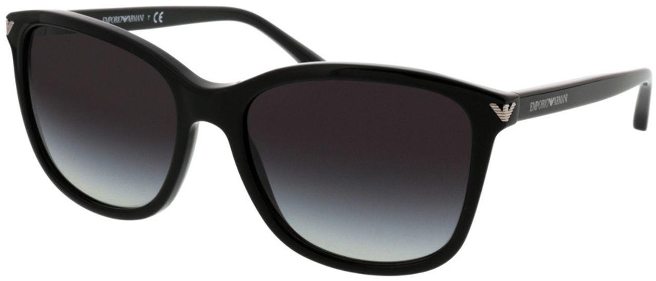 Picture of glasses model Emporio Armani EA4060 50178G 56-18 in angle 330