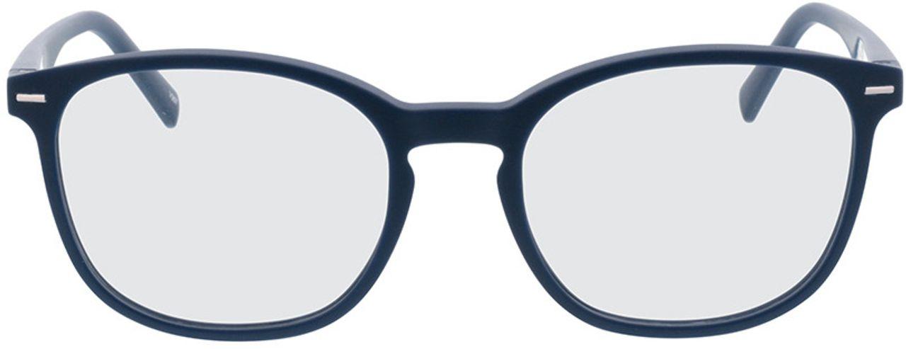 Picture of glasses model Olea-blau in angle 0