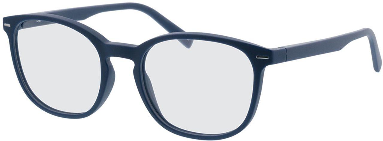Picture of glasses model Olea-blau in angle 330