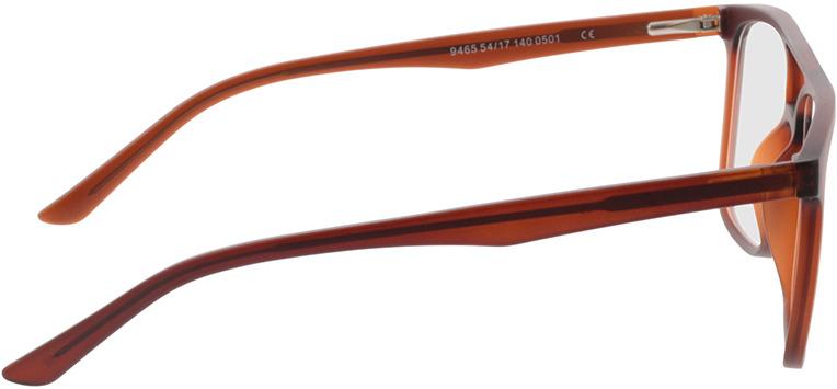 Picture of glasses model Glarus-braun in angle 90