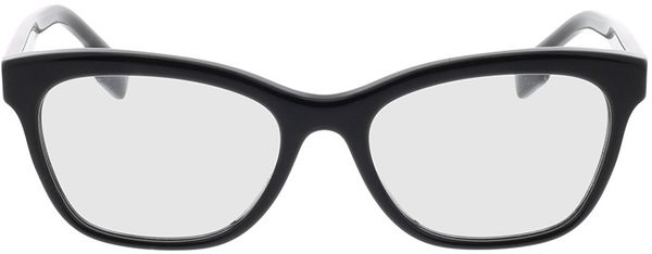Picture of glasses model Burberry BE2323 3001 52-17 in angle 0