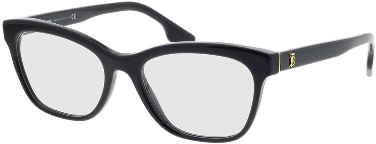 Picture of glasses model Burberry BE2323 3001 52-17 in angle 330