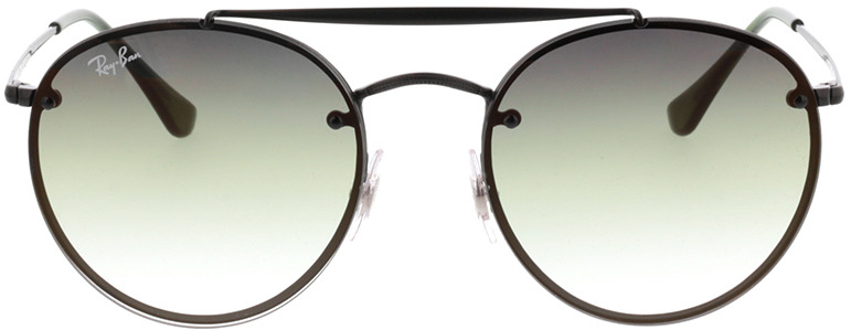 Picture of glasses model Ray-Ban RB3614N 148/0R 54-18 in angle 0