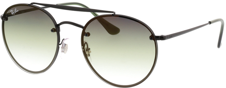 Picture of glasses model Ray-Ban RB3614N 148/0R 54-18 in angle 330