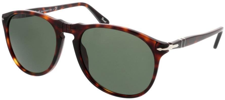 Picture of glasses model Persol PO9649S 24/31 55-18