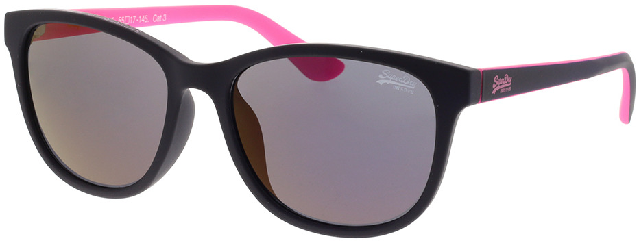 Picture of glasses model Superdry SDS Lizzie 161 mauve 55-17 in angle 330
