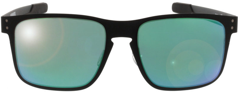 Picture of glasses model Oakley Holbrook Metal OO4123 04 55-18 in angle 0