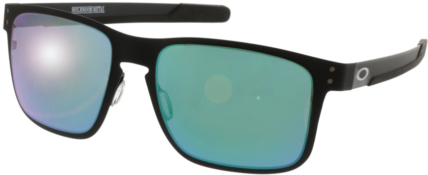 Picture of glasses model Oakley Holbrook Metal OO4123 04 55-18 in angle 330