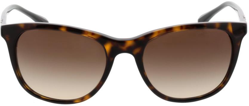 Picture of glasses model Emporio Armani EA4086 502613 54-19 in angle 0