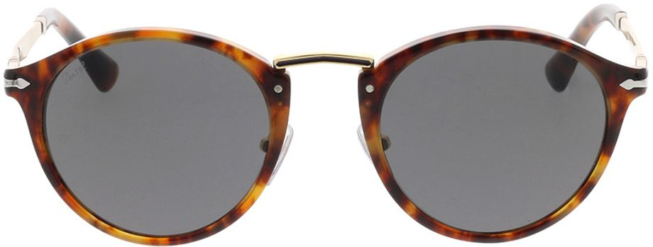 Picture of glasses model Persol PO3248S 108/B1 49-22 in angle 0