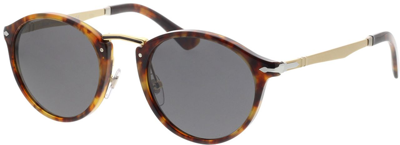 Picture of glasses model Persol PO3248S 108/B1 49-22 in angle 330
