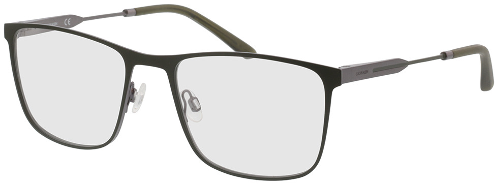 Picture of glasses model Calvin Klein CK20129 317 55-19 in angle 330