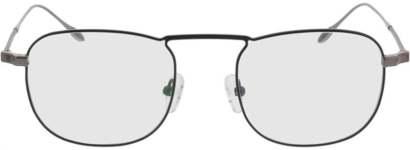Picture of glasses model Huntsville-schwarz/anthrazit in angle 0