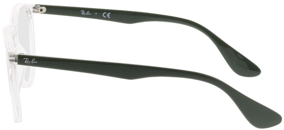 Picture of glasses model Ray-Ban RX7046 5952 51-18 in angle 270