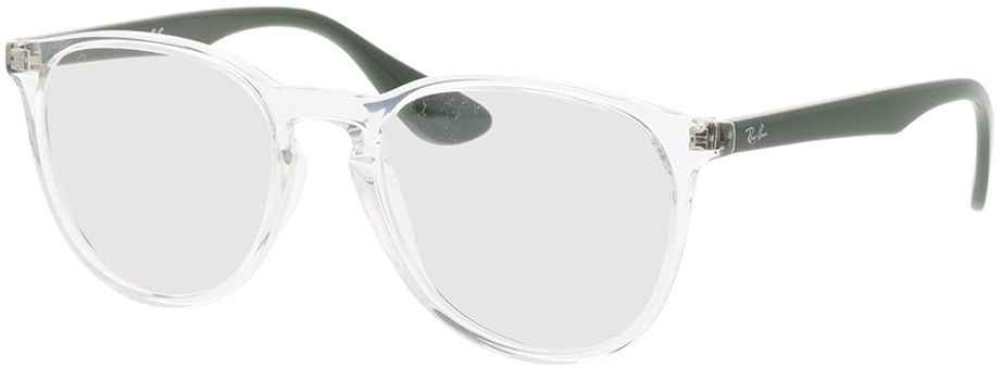 Picture of glasses model Ray-Ban RX7046 5952 51-18 in angle 330