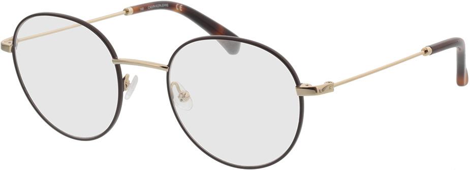 Picture of glasses model Calvin Klein Jeans CKJ19106 210 49-20 in angle 330