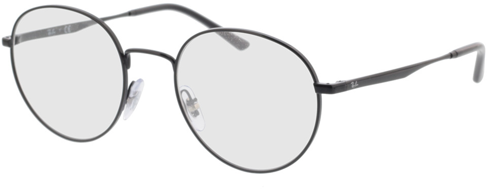Picture of glasses model Ray-Ban RX3681V 2509 50-20 in angle 330