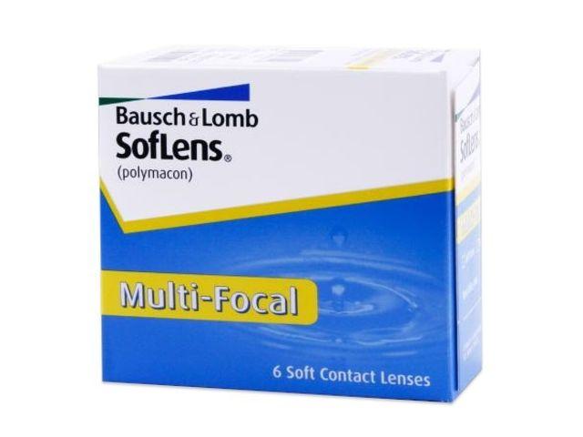 SofLens Multi-Focal 6er Box