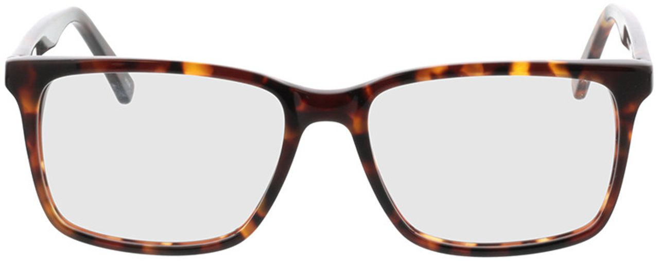 Picture of glasses model Balera-braun-meliert in angle 0