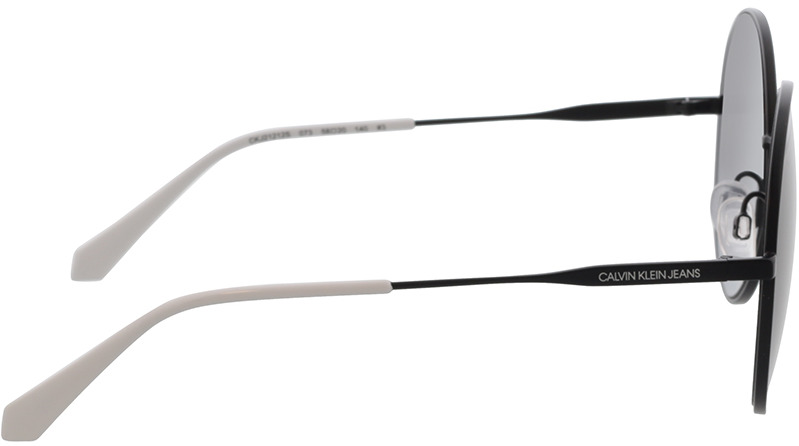 Picture of glasses model Calvin Klein Jeans CKJ21212S 73 58-20 in angle 90