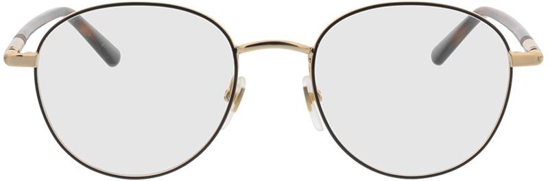 Picture of glasses model Gucci GG0392O-002 51-19 in angle 0
