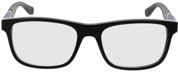 Picture of glasses model Tommy Hilfiger TH 1282 FMV 52-17 in angle 0