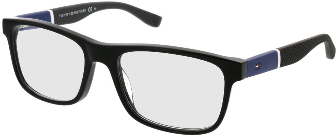 Picture of glasses model Tommy Hilfiger TH 1282 FMV 52-17 in angle 330