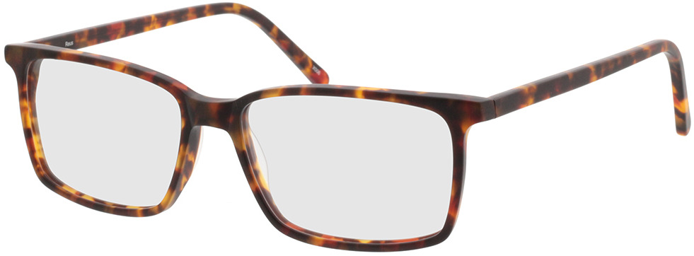 Picture of glasses model Reus-mate Havanna in angle 330