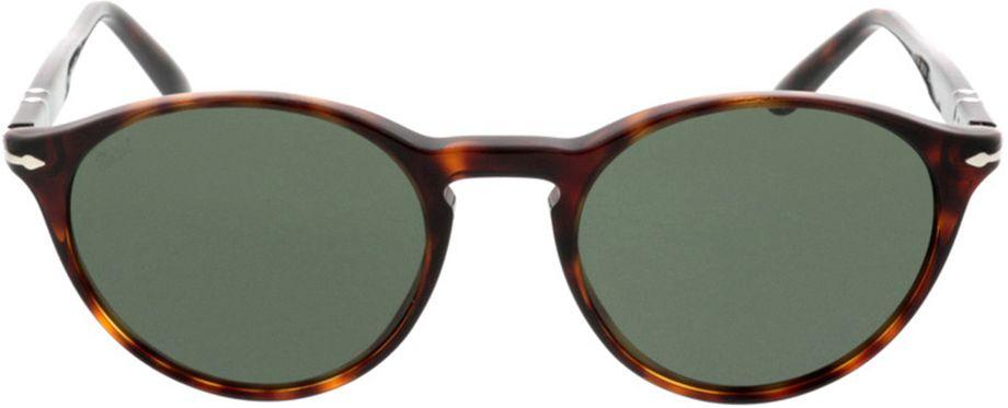 Picture of glasses model Persol PO3092SM 901531 50-19 in angle 0