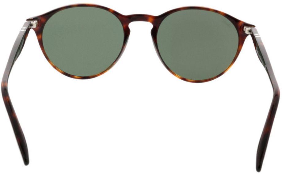 Picture of glasses model Persol PO3092SM 901531 50-19 in angle 180