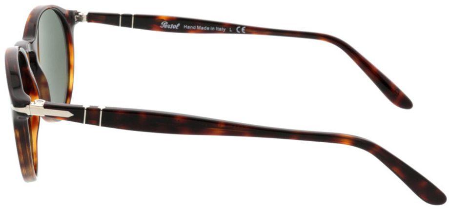 Picture of glasses model Persol PO3092SM 901531 50-19 in angle 270