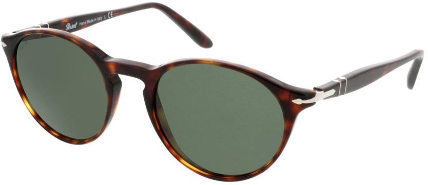 Picture of glasses model Persol PO3092SM 901531 50-19 in angle 330