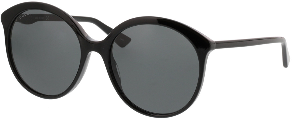 Picture of glasses model Gucci GG0257S-001 59-19