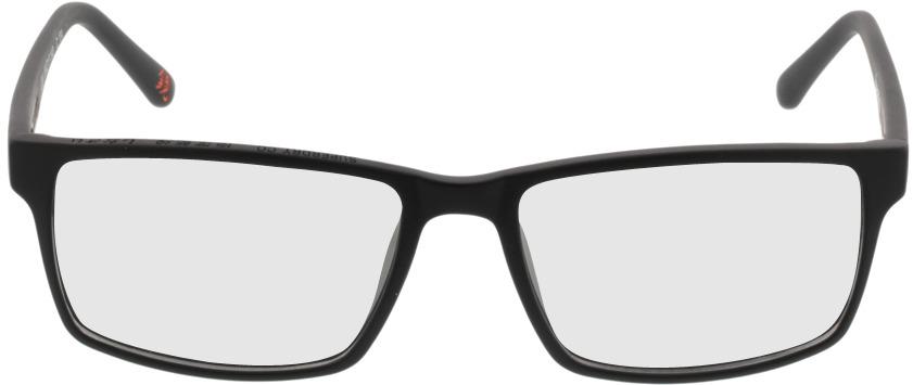 Picture of glasses model Superdry SDO Bendo 104 schwarz 56-17 in angle 0