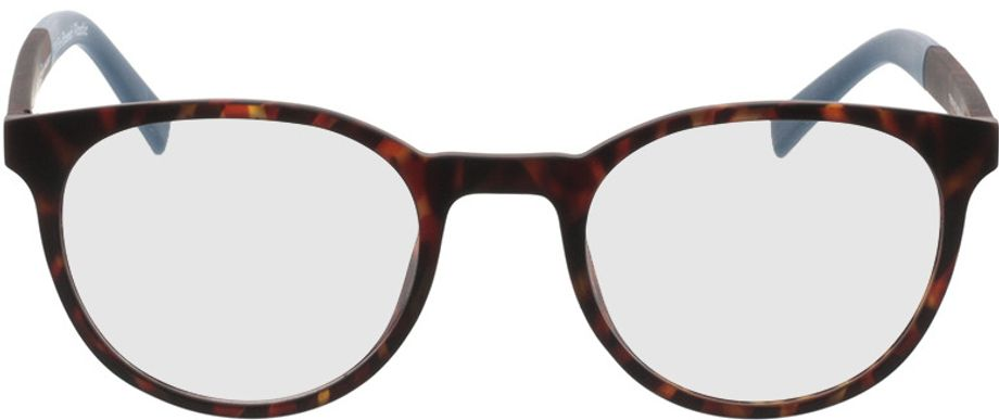 Picture of glasses model Timberland TB1584 052 50-21 in angle 0