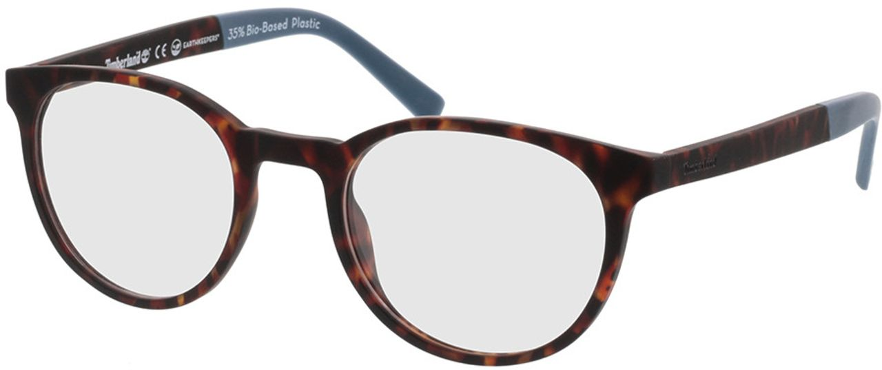 Picture of glasses model Timberland TB1584 052 50-21 in angle 330