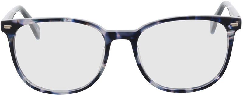 Picture of glasses model Katy-bleu-marbré in angle 0
