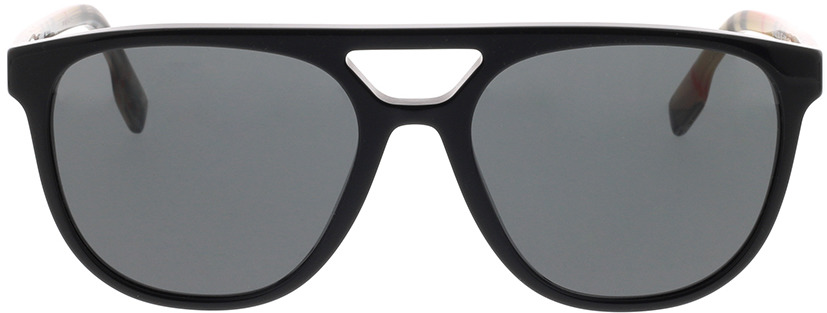 Picture of glasses model Burberry BE4302 300187 56-18 in angle 0