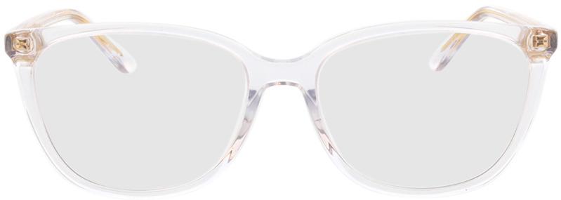 Picture of glasses model Michael Kors Santa Clara MK4067U 3015 55-16 in angle 0
