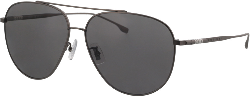 Picture of glasses model Boss BOSS 1296/F/S R80 63-13 in angle 330