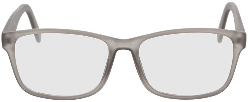 Picture of glasses model Nitro-grau-transparent in angle 0