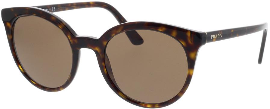 Picture of glasses model Prada PR 02XS 2AU8C1 53-21