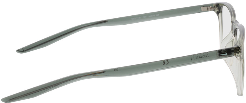 Picture of glasses model Nike NIKE 7125 300 54-15 in angle 90